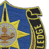 141st Military Intelligence Battalion Patch | Upper Right Quadrant