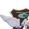 140th Aviation Transport Company Patch | Upper Left Quadrant