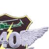140th Aviation Transport Company Patch   Upper Right Quadrant