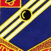 76th Field Artillery Regiment Patch   Center Detail