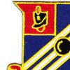 76th Field Artillery Regiment Patch   Upper Left Quadrant