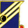 76th Field Artillery Regiment Patch   Upper Right Quadrant