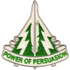 13th Psychological Operations Battalion Patch
