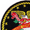13th Marine Expeditionary Unit Patch The Fighting 13th   Upper Left Quadrant