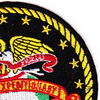 13th Marine Expeditionary Unit Patch The Fighting 13th   Upper Right Quadrant