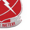 13th Field Artillery Observation Battalion WWII Patch | Lower Right Quadrant