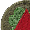 13th Corps Patch WWII | Upper Left Quadrant