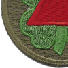 13th Corps Patch WWII | Lower Left Quadrant
