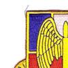 76th Anti-Aircraft Artillery Battalion Patch   Upper Left Quadrant