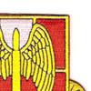 76th Anti-Aircraft Artillery Battalion Patch   Upper Right Quadrant