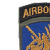 13th Airborne Infantry Division Patch Airborne | Upper Left Quadrant