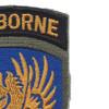 13th Airborne Infantry Division Patch Airborne | Upper Right Quadrant