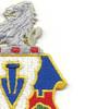 139th Field Artillery Battalion Patch | Upper Right Quadrant