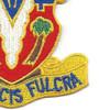 139th Field Artillery Battalion Patch | Lower Right Quadrant