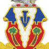 139th Field Artillery Battalion Patch | Center Detail