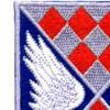 139th Airborne Engineer Battalion Patch | Upper Left Quadrant