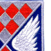 139th Airborne Engineer Battalion Patch | Upper Right Quadrant