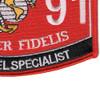 1391 Bulk Fuel Specialist MOS Patch | Lower Right Quadrant