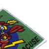 138th Fighter Squadron Patch | Upper Right Quadrant