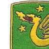 76th Airborne Tank Battalion Patch | Upper Left Quadrant