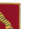 138th Armored Cavalry Regiment Patch | Upper Right Quadrant