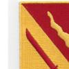 137th Field Artillery Battalion Patch | Upper Left Quadrant
