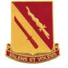 137th Field Artillery Battalion Patch
