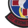 137th Aeromed Evac Squadron Patch | Lower Left Quadrant