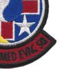 137th Aeromed Evac Squadron Patch | Lower Right Quadrant