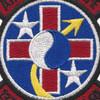 137th Aeromed Evac Squadron Patch | Center Detail