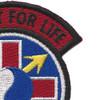 137th Aeromed Evac Squadron Patch | Upper Right Quadrant