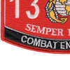 1371 Combat Engineer MOS Patch | Lower Left Quadrant