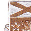136th Infantry Regiment Patch - Desert | Upper Left Quadrant