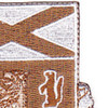 136th Infantry Regiment Patch - Desert | Upper Right Quadrant