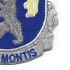136th Infantry Regiment Patch | Lower Right Quadrant