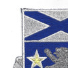 136th Infantry Regiment Patch | Upper Left Quadrant