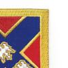 135th Field Artillery Regiment Patch | Upper Right Quadrant