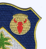 134th Infantry Regiment Patch | Upper Right Quadrant