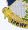 134th Infantry Regiment Patch | Lower Left Quadrant