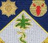 134th Infantry Regiment Patch | Center Detail