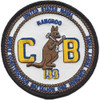 133rd Mobile Construction Battalion Patch Kan Groo Cb