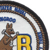 133rd Mobile Construction Battalion Patch Kan Groo Cb | Upper Right Quadrant