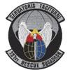 131st Rescue Squadron Patch