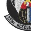 131st Rescue Squadron Patch | Lower Left Quadrant