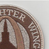131st Fighter Wing Missouri Air National Guard Patch Hook And Loop | Upper Right Quadrant