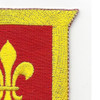 131st Field Artillery Battalion/Regiment Patch | Upper Right Quadrant