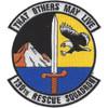 130th Rescue Squadron patch