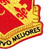 130th Field Artillery Regiment Patch   Lower Right Quadrant