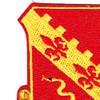 130th Field Artillery Regiment Patch | Upper Left Quadrant
