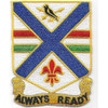 130th Infantry Regiment Patch
